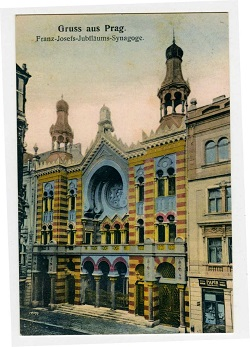 Lost Synagogues of Europe